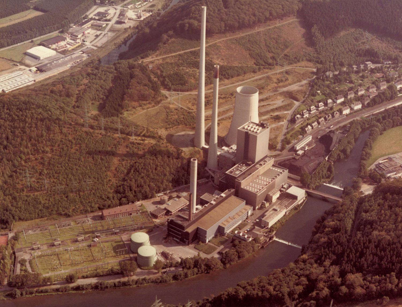 Geschichte des Kraftwerks Elverlingsen | Playbuzz