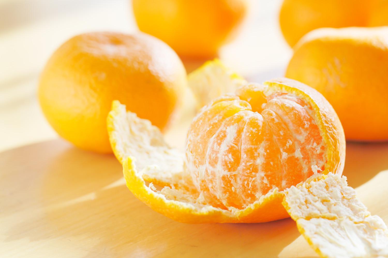 Es buena la mandarina para la diabetes