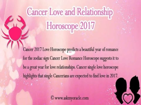2017 Cancer Horoscope & Astrology Predictions | Playbuzz