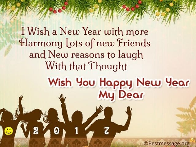 Best Happy New Year 2017 Pictures, Messages & Wishes | Playbuzz