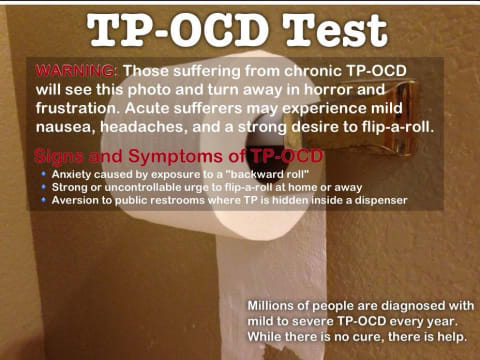 11 Things That Only People With OCD Understand | Playbuzz